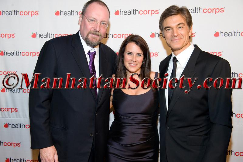 Patrick Mulvaney, Lisa Oz, Dr Oz