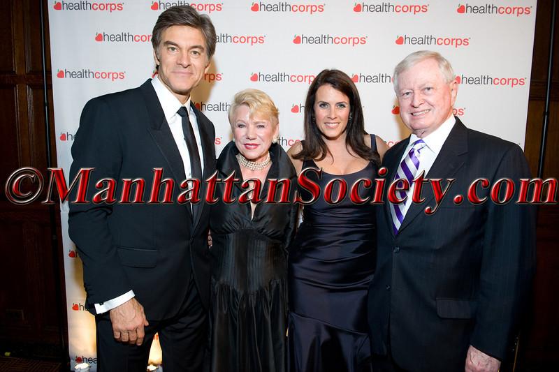 Dr  Oz, Ingrid Connolly, Lisa Oz,  Dr  John Connolly