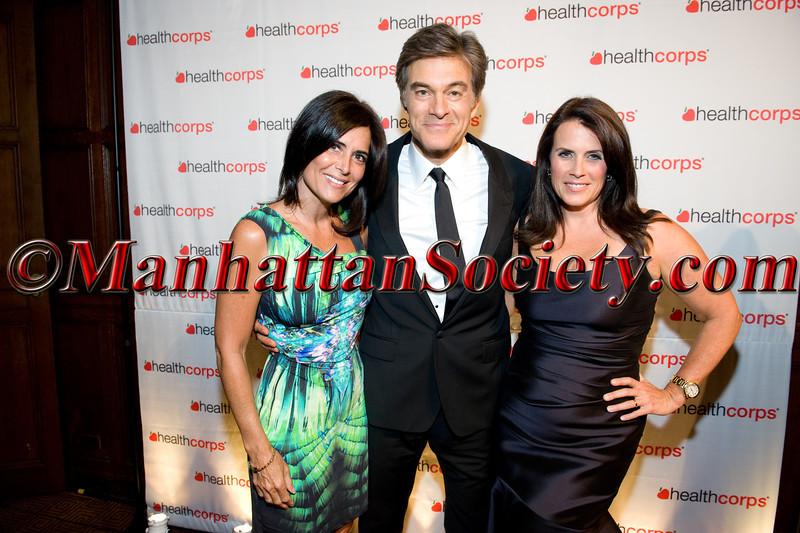 Rosemarie Arnold,  Dr  Oz, Lisa Oz