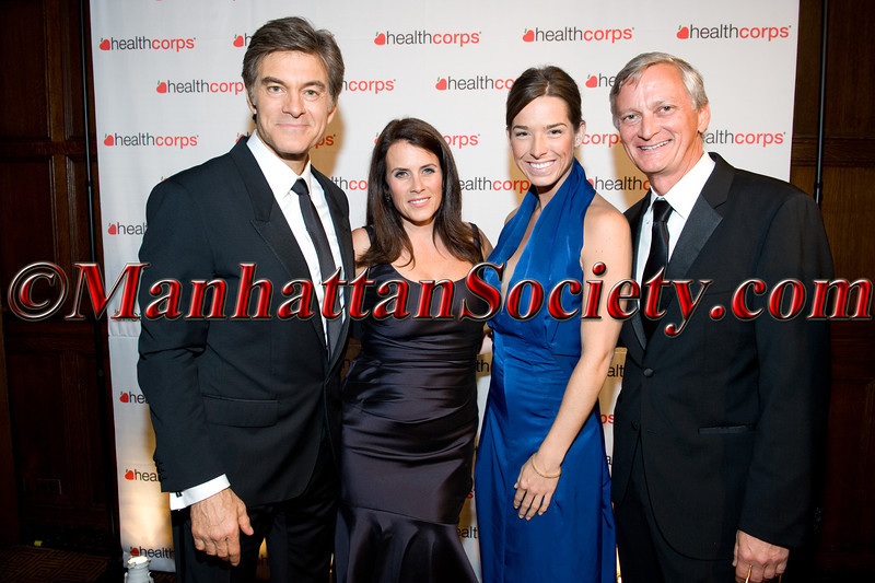 Dr  Oz, Lisa Oz, Mr & Mrs Stuart Jorkyson
