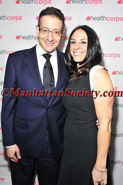 Robert Grossman and Andrea Grossman