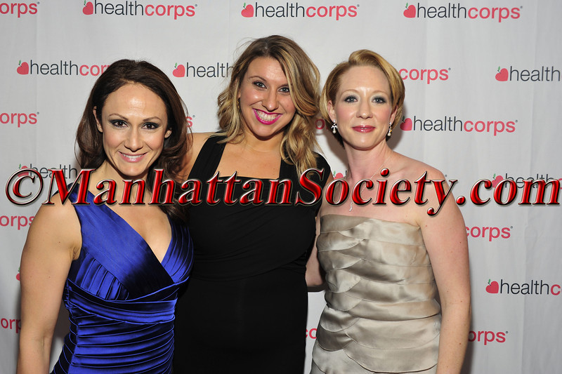 Jenny Willey, Andrea Palmer and Blaire Siebert