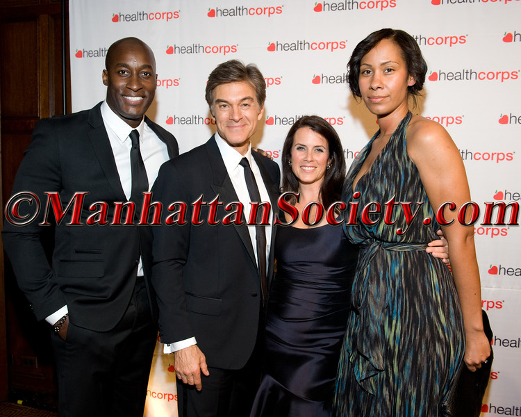 Jermaine Paul, Dr  Oz, Lisa Oz, Melissa Paul