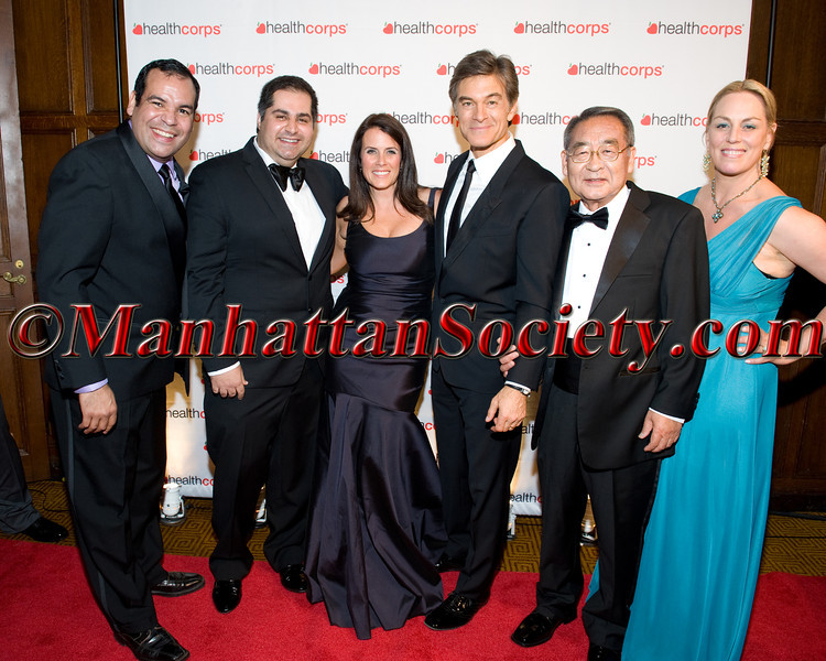 Juan Brea, Dr  Armand Sadeghpour, Lisa Oz, Dr  Oz, Dr  Nakamoto, Michelle Bouchard