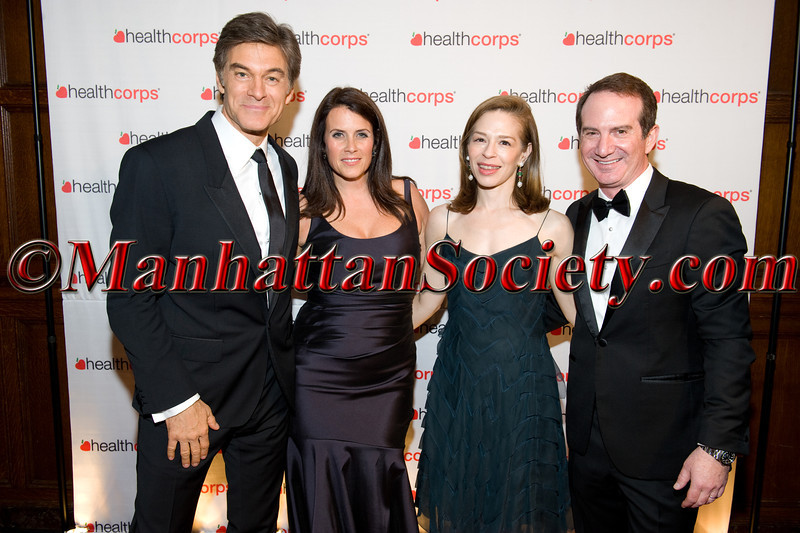 Dr  Oz, Lisa Oz, Alicia Bach, David Bach