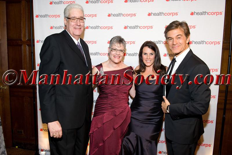 Steve Oates, Joanne Oates, Lisa Oz, Dr  Oz