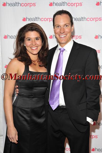 Michelle Gielan and Sean Achor