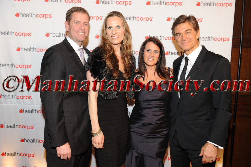 Mr  McGarrity, Debbie McGarrity , Lisa Oz, Dr  Oz