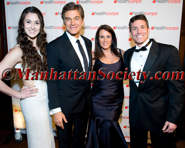 Natalia Katz, Dr  Oz, Lisa Oz, David katz