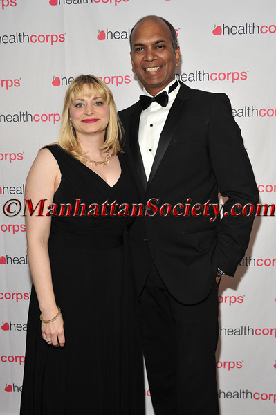 Alok and Dr. Nina Jain