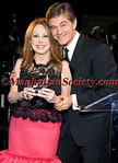 Honoree Marlo Thomas, Dr. Oz
