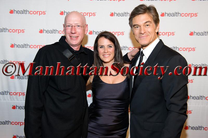 Chef George Duran, Lisa Oz, Dr  Oz