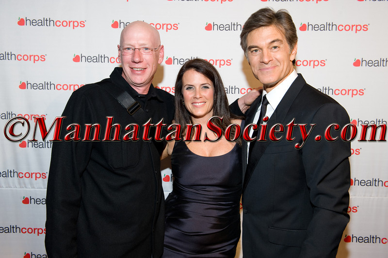 Chef George Duran, Lisa Oz, Dr  Oz