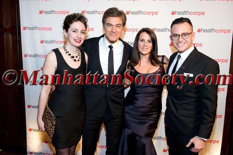 Dr  Oz, Lisa Oz,  Sarkis Kalashian