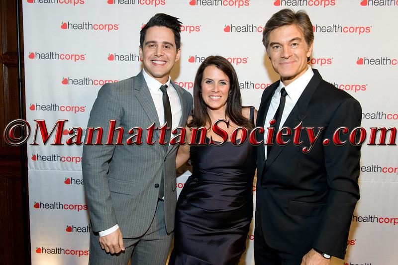 Alejandro Chaban, Lisa Oz, Dr  Oz