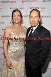Courtney Darling and Dr. Daniel Hsu
