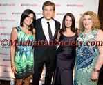 Rose Marie Arnold, Dr  Oz, Lisa Oz, Juanita Palladino