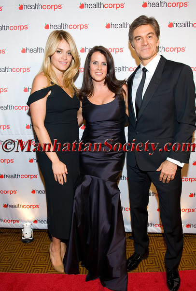 Daphne Oz, Lisa Oz, Dr  Oz