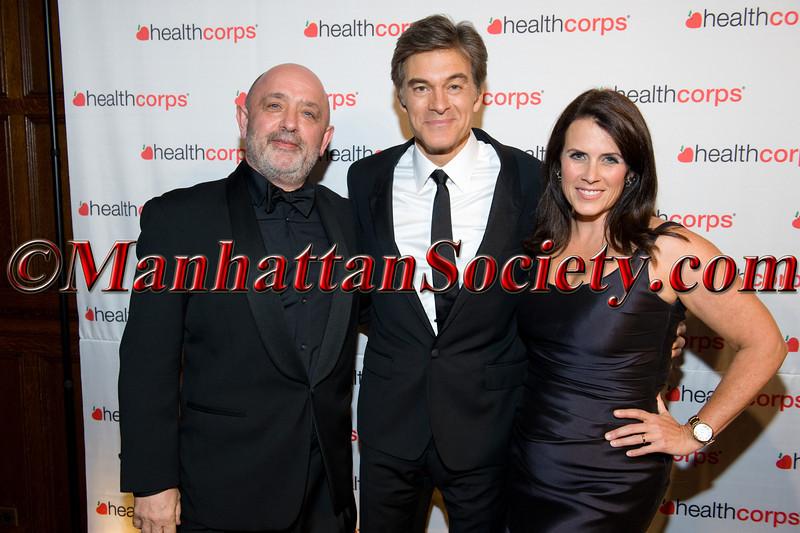 Sean Danesshrar, Dr  Oz, Lisa Oz