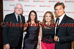 Phil Donahue, Lisa Oz, Honoree Marlo Thomas, Dr  Oz