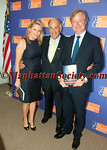 Patrica Duff, Governor Ed Rendell & Paul Beirne attend Leadership Luncheon Hosted by The Common Good & Paul Beirne with Governor Ed Rendell Discussing His New Book - A NATION OF WUSSES: How America's Leaders Lost the Guts to Make Us Great on Thursday, July 12, 2012 at Alliance Bernstein, 1345 6th Avenue in New York City  PHOTO CREDIT: Copyright © 2012 Manhattan Society.com by Christopher London