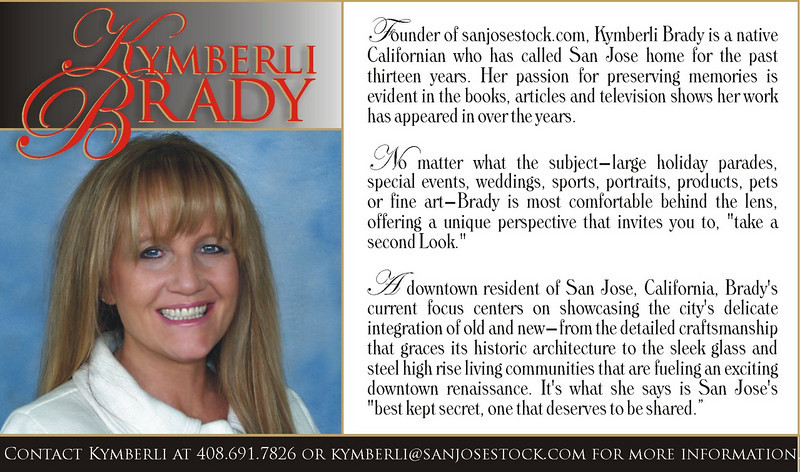 Kymberli Brady: Founder, SanJoseStock.com