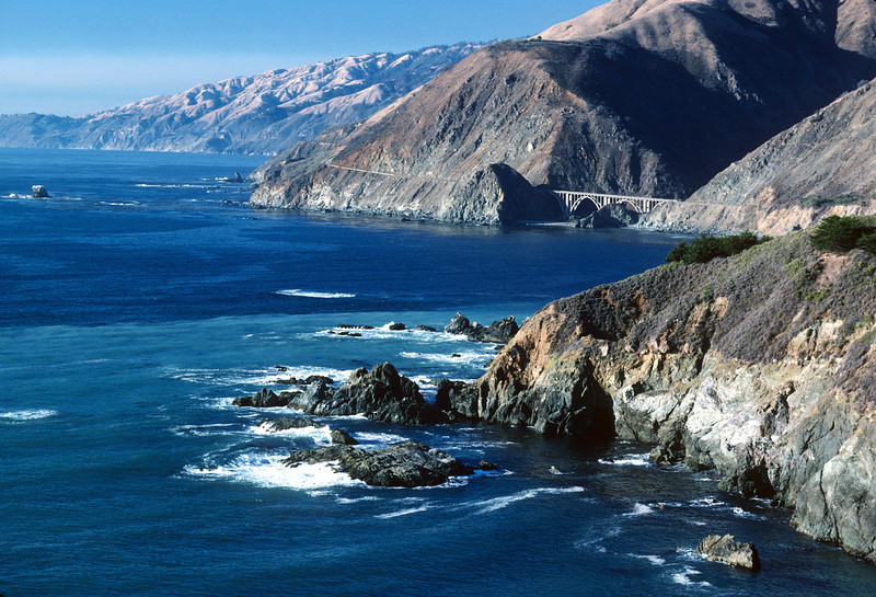 California Scenic Drive