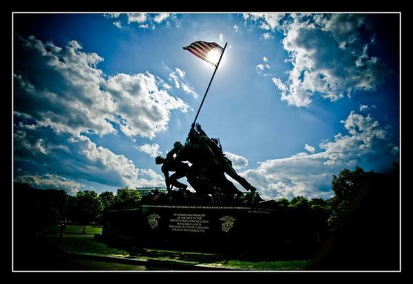 Vietnam Memorial.  Washington DC.