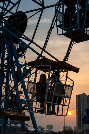 Songkran or Water Festival 2015, Asiatique the Riverfront