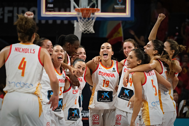 Spain Basketball Women's World Cup