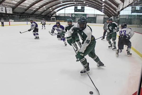 Varsity Hockey vs. Cushing Academy