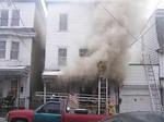 SHAMOKIN STRUCTURE FIRE 2-17-2008