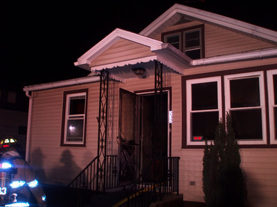 BUTLER TOWNSHIP STRUCTURE FIRE 2-12-09 PICTURES BY COALREGIONFIRE