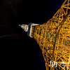 October 12, 2012 - Tokyo Tower area at night.  Photo by John David Helms.