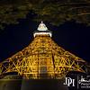 October 12, 2012 - Tokyo Tower at night.  Photo by John David Helms.