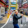 October 14, 2012 - Touring and shopping in Shinjuku and Harajuku, Japan.  Photo by John David Helms.