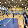 October 16, 2012 - Yokota High School hosts ISSH in volleyball on Tuesday, day two of the DoDEA-P Far East Journalism Conference in Japan.  Photo by John David Helms.