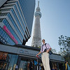 October 19, 2012 - Tour of Tokyo Sky Tree Tower, Asakusa Temple area, Ginza, Shinjuku, Harajuku, Shinagawa, and Haneda International Airport.  Photo by John David Helms.