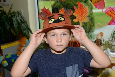 Check Out Our Hats…Fisher Hat Day photos by Gary Baker