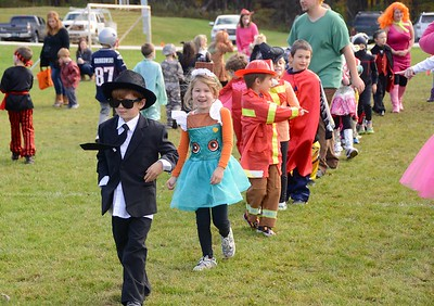 Fisher Halloween Parade I photos by Gary Baker
