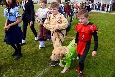 Fisher Halloween Parade II photos by Gary Baker