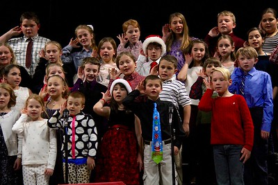 Fisher Holiday Concert II photos by Gary Baker