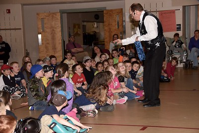 Fisher Welcomes Tommy James The Magic Of Books photos by Gary Baker