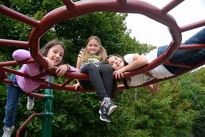 Just Hanging Around The Playground photos by Gary Baker