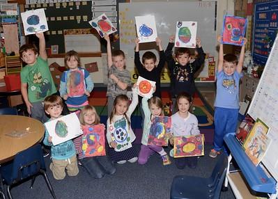 Kindergarten Is Seeing Dots photos by Gary Baker