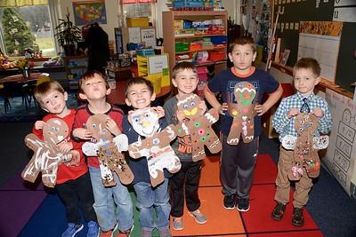 Meet Some Kindergarten Gingerbread Men photos by Gary Baker