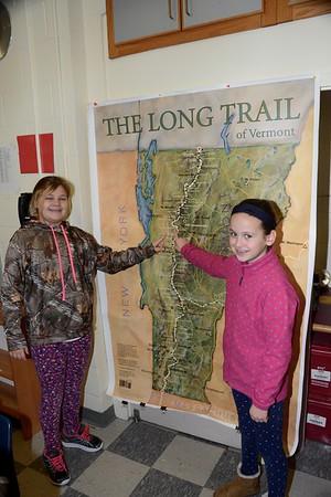 Mr Cumming's Long Trail Game photos by Gary Baker