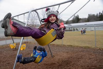 Prime Pre-K Playground Time photos by Gary Baker
