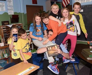 Third Grade Sillies photos by Gary Baker