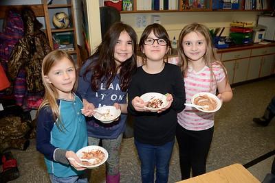 Third Grades Ice Cream Party photos by Gary Baker